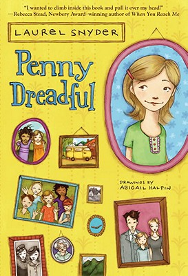 Penny Dreadful By Snyder, Laurel/ Halpin, Abigail (ILT)